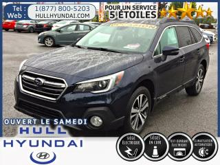 Used 2018 Subaru Outback 3.6R Limited AWD AU MEILLEUR PRIX !!! for sale in Gatineau, QC
