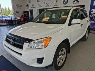 Used 2011 Toyota RAV4 AWD / BAS KM / CRUISE for sale in Sherbrooke, QC