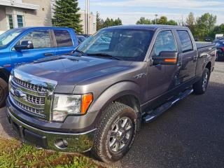 Used 2014 Ford F-150 CREW CAB / XTR / 5.0L for sale in Sherbrooke, QC