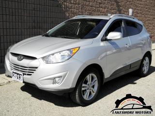 Used 2013 Hyundai Tucson GLS || CERTIFIED || for sale in Waterloo, ON