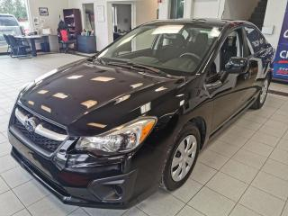 Used 2012 Subaru Impreza CVT / AWD / AIR / BAS MILLAGE / for sale in Sherbrooke, QC
