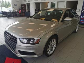 Used 2014 Audi A4 CUIR / TOIT / NAVIGATION for sale in Sherbrooke, QC