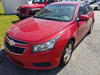 Used 2012 Chevrolet Cruze LT / AIR CLIMATISÉ / CRUISE / for sale in Sherbrooke, QC