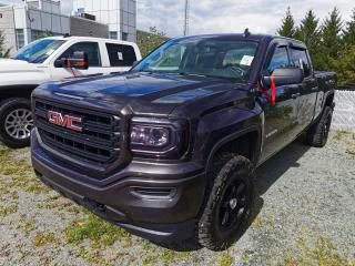 Used 2016 GMC Sierra 1500 CREW CAP / 4X4 / 5.3 L for sale in Sherbrooke, QC