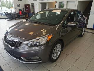 Used 2014 Kia Forte LX + / AIR CLIMATISE / MAG for sale in Sherbrooke, QC