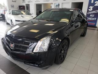 Used 2008 Cadillac CTS AWD /  3.6 / CUIR / for sale in Sherbrooke, QC