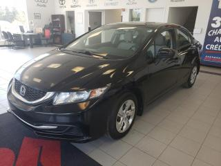 Used 2014 Honda Civic LX / AIR CLIMATISE / AUTOMATIQUE for sale in Sherbrooke, QC