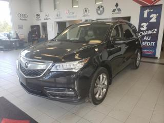 Used 2014 Acura MDX NAVIGATION / CUIR / TOIT for sale in Sherbrooke, QC