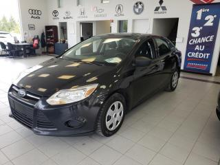 Used 2014 Ford Focus SE / AUTOMATIQUE / AIR CLIMATISÉ / BAS M for sale in Sherbrooke, QC