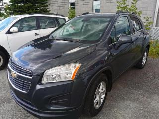 Used 2014 Chevrolet Trax LT / AUTOMATIQUE for sale in Sherbrooke, QC