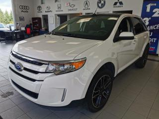 Used 2014 Ford Edge AWD / CUIR / TOIT PANORAMIQUE / NAVIGATI for sale in Sherbrooke, QC