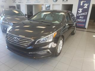 Used 2015 Hyundai Sonata GL / SIEGE CHAUFFANT / CAMERA / CRUISE for sale in Sherbrooke, QC