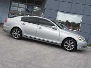 2008 Lexus GS 350 LEATHER SUNROOF ALLOYS