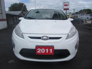 Used 2011 Ford Fiesta SES for sale in Hamilton, ON