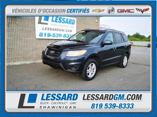 Used 2010 Hyundai Santa Fe GL, BLUETOOTH, PRISE USB, CLIMATISATION, for sale in Shawinigan, QC