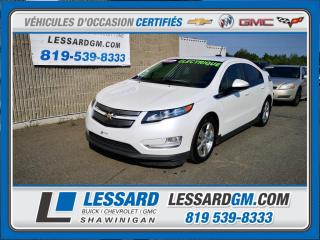 Used 2015 Chevrolet Volt LT, CAMERA DE RECUL, CLIMATISATION , BLUETOOTH for sale in Shawinigan, QC