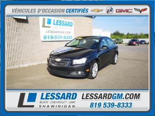 Used 2011 Chevrolet Cruze LT Turbo, REGULATEUR DE VITESSE, CLIMATISATION for sale in Shawinigan, QC