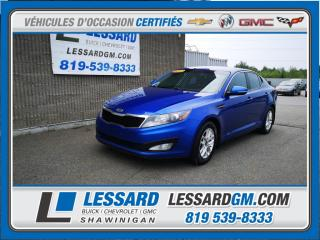 Used 2012 Kia Optima LX, BLUETOOTH, CLIMATISATION, SIEGE CHAUFFANT for sale in Shawinigan, QC