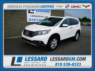 Used 2014 Honda CR-V TOURING, NAVIGATION, TOIT OUVRANT, BLUETOOTH for sale in Shawinigan, QC