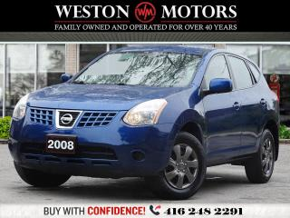 Used 2008 Nissan Rogue S*POWER GROUP*UNBELIEVABLE SHAPE!!* for sale in Toronto, ON