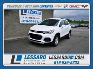Used 2017 Chevrolet Trax LT, BLUETOOTH, CAMERA DE RECUL, CLIMATISATION for sale in Shawinigan, QC