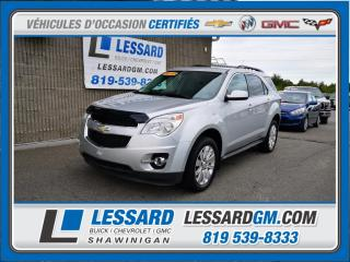 Used 2010 Chevrolet Equinox AWD LT REGULATEUR DE VITESSE, CLIMATISATION for sale in Shawinigan, QC