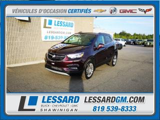 Used 2018 Buick Encore AWD CX,CLIMATISATION 2 ZONE, BLUETOOTH,USB for sale in Shawinigan, QC