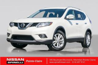 Used 2016 Nissan Rogue SV AWD AWD / CLÉ INTELIGENT / CAMERA DE RECUL / BLUETOOTH for sale in Montréal, QC