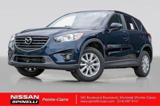 Used 2016 Mazda CX-5 GS AWD / BANCS CHAUFFANTS / TOIT OUVRANT /  BLUETOOTH/ REGULATEUR DE VITESSE for sale in Montréal, QC