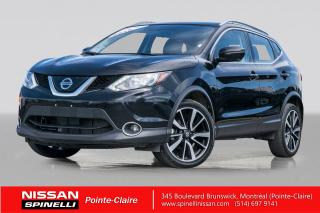 Used 2018 Nissan Qashqai SL AWD NAVIGATION  /ANGLES MORTS / TOIT OUVRANT / CAMERA 360 for sale in Montréal, QC