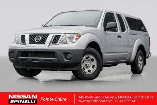 Used 2010 Nissan Frontier XE MANUELLE / A/C + GRP ELECT / TRES BAS KM for sale in Montréal, QC