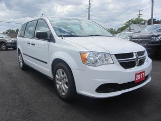 Used 2017 Dodge Grand Caravan SE for sale in Hamilton, ON