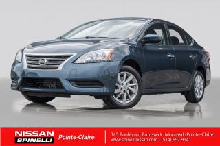 Used 2015 Nissan Sentra SV CAMERA DE RECUL / BLUETOOTH / SIEGES CHAUFFANTS for sale in Montréal, QC