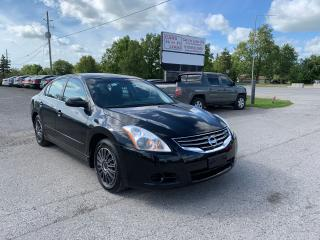 Used 2012 Nissan Altima 2.5 S for sale in Komoka, ON