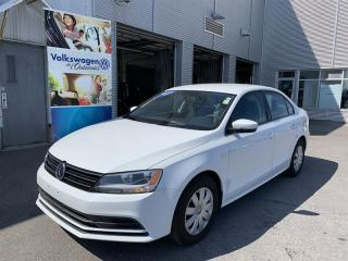 Used 2015 Volkswagen Jetta Trendline plus 1.8T 6sp w/ Tip for sale in Gatineau, QC