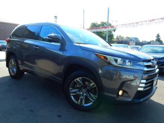 Used 2017 Toyota Highlander Limited ***PENDING SALE*** for sale in Kitchener, ON