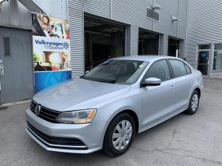 Used 2015 Volkswagen Jetta Trendline plus 2.0 6sp w/Tip for sale in Gatineau, QC