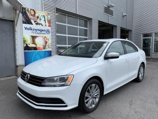 Used 2015 Volkswagen Jetta Trendline plus 2.0 5sp for sale in Gatineau, QC