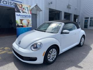 Used 2015 Volkswagen Beetle Trendline plus 1.8T 6sp at w/Tip for sale in Gatineau, QC