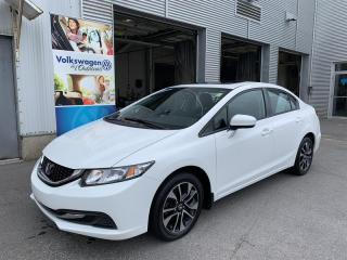 Used 2015 Honda Civic Sedan EX 5MT for sale in Gatineau, QC