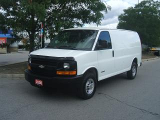 Used 2006 Chevrolet Express 2500 HEAVY DUTY for sale in York, ON