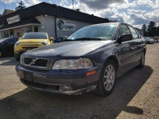 Used 2003 Volvo S40 for sale in Bloomingdale, ON