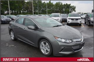 Used 2017 Chevrolet Volt LT BLUETOOTH - CAM Recul - Volant Chauffant for sale in St-Léonard, QC