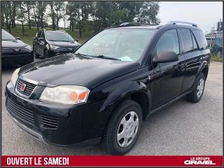 Used 2007 Saturn Vue FWD - MAN - GR ÉLEC for sale in St-Léonard, QC