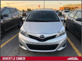Used 2014 Toyota Yaris LE - AUT - AIR  - BLUETOOTH - CRUISE for sale in St-Léonard, QC