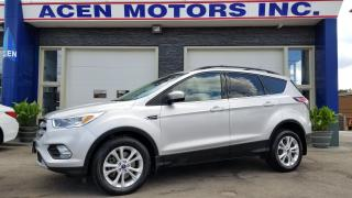 Used 2017 Ford Escape SE-AWD- EXCELLENT CONDITION, NO ACCIDENT for sale in Hamilton, ON