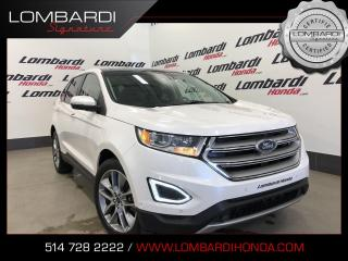 Used 2015 Ford Edge Titanium|awd|impeccable| for sale in Montréal, QC