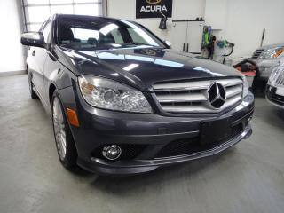 Used 2009 Mercedes-Benz C-Class NO ACCIDENT ,4 MATIC,MINT CONDITION for sale in North York, ON