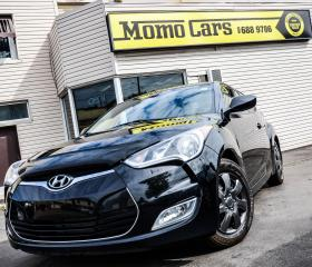 Used 2015 Hyundai Veloster HEATED SEATS | BACK UP CAM | MANUAL | PRICED TO GO for sale in St. Catharines, ON