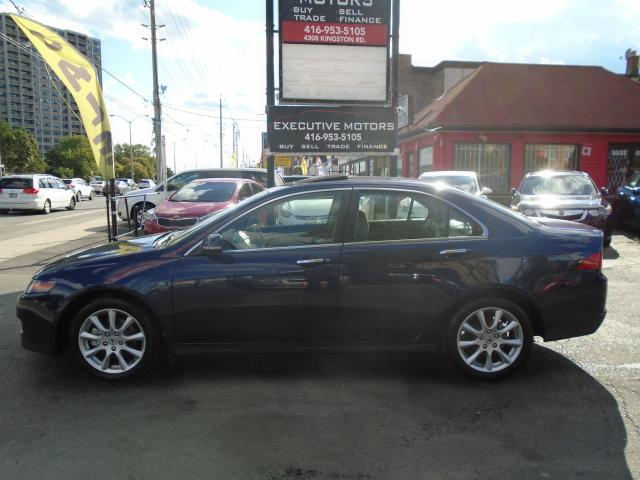 2008 Acura TSX LOADED / CERTIFIED / NO ACCIDENT / NEW BRAKES /